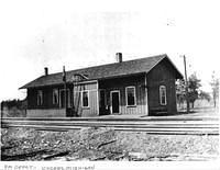 PM Depot, Ungers Michigan 1920