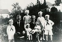 Ungers Family 1930 Something